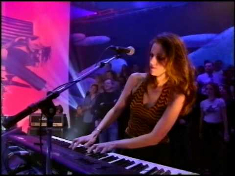 Billie Myers Kiss The Rain Jools Holland Later 1998