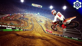 Monster Energy Supercross 2 - Los Angeles Coliseum DLC