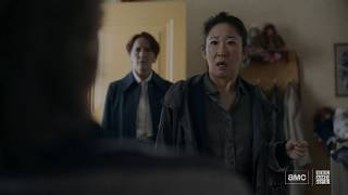 Promise You Won't Be Cross | Killing Eve Sunday at 8pm | BBC America