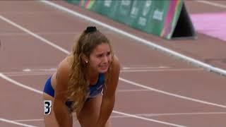 Sydney Barta Wins Women's T64 200m | Parapan American Games Lima 2019