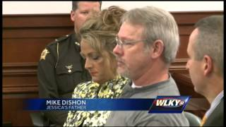 Stanley Dishon sentenced in niece