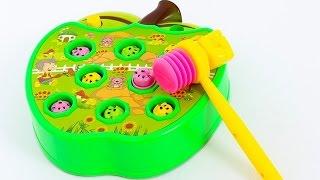 Đồ Chơi Trẻ Em - Chị Ong Vàng Chơi Đập Chuột - Kids Toy  Barnleksaker - детские игрушки