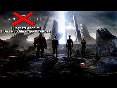 Fantastic 4 - I Fantastici Quattro Streaming, Fantastic 4