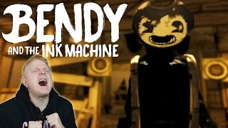 THE DEMONIC DISNEY STORY CONTINUES | BENDY AND THE INK MACHINE - CHAPTER 2 | THE OLD SONG