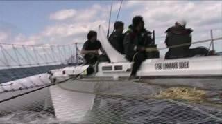 Die Hydroptère - das schnellste Segelboot der Welt