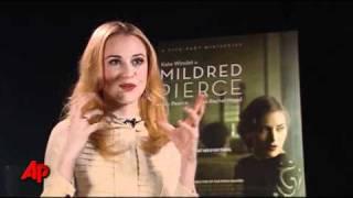 Evan Rachel Wood Talks