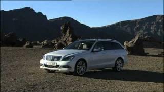 Mercedes-Benz C-Class Estate 2011 Videos
