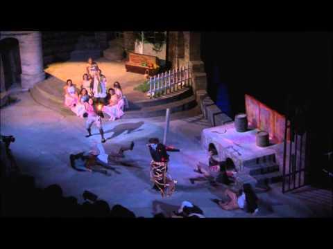 Sir Rupert Murgatroyd - Ruddigore At The Minack Theatre 2012