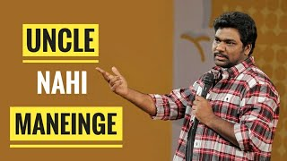 Uncle Nahi Maneinge | Zakir Khan | Stand-Up Comedy | Sukha poori 4