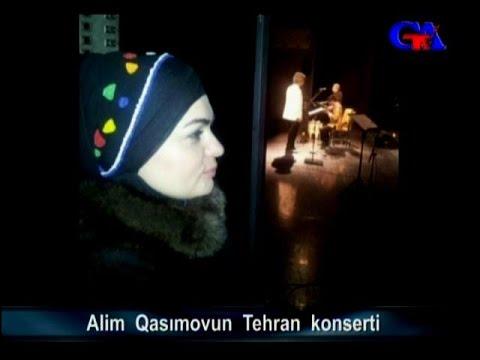 GünazTv Jan.15.2015 Alim Qasımovun Tehran konserti (2)