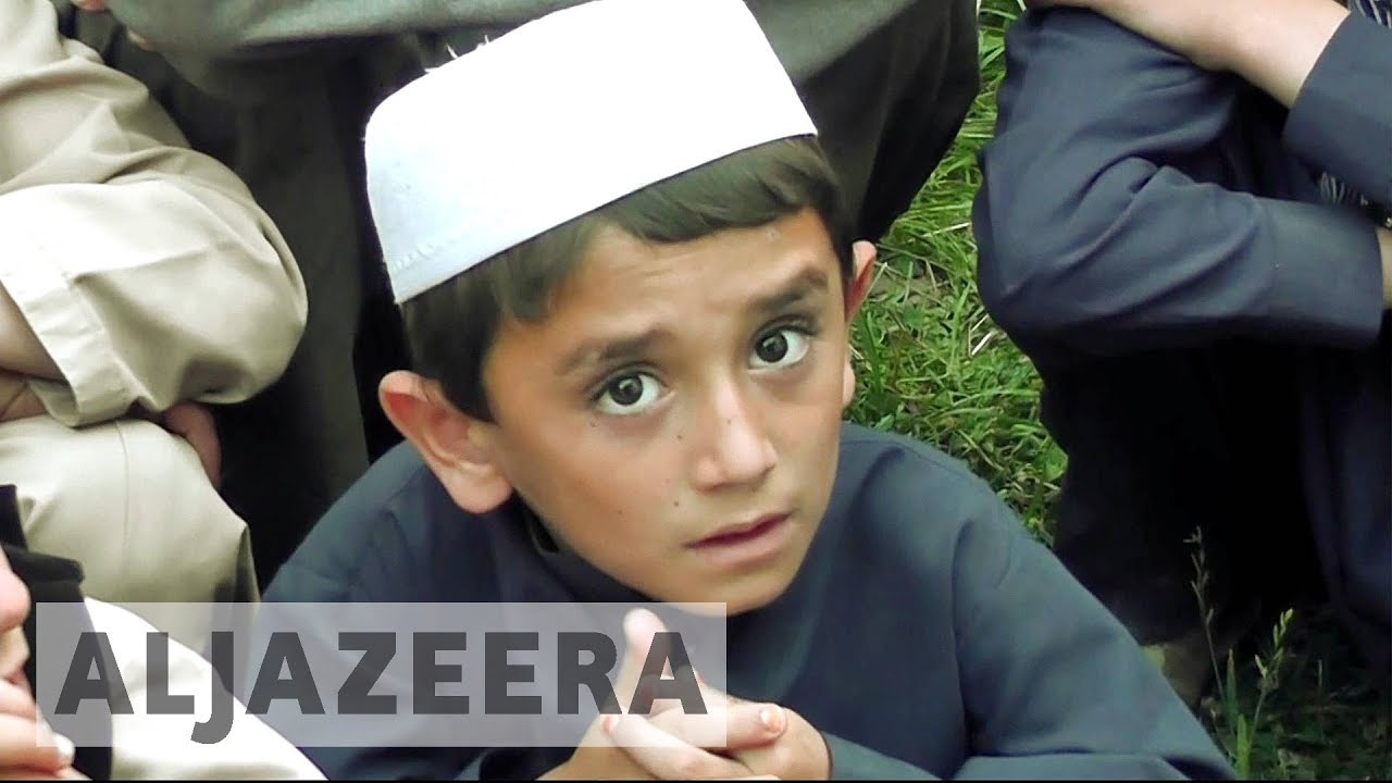 Afghanistan rescues children abducted for suicide attack training in Pakistan