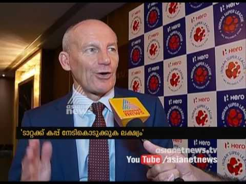 Steve Coppell's ( Kerala Blasters former coach) responses to Asianet News