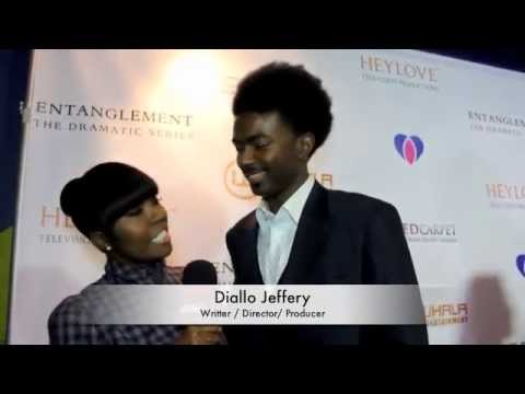 N'Style Atlanta Entaglement Premiere Red Carpet Coverage