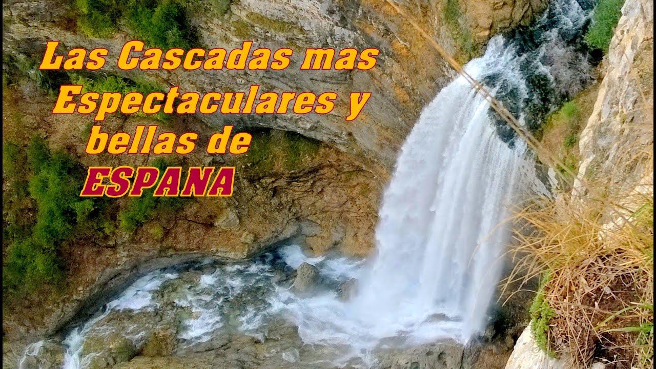Las cascadas mas espectaculares y bellas de espana for Cascadas para jardin fotos