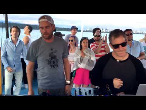 Gabriel and Dresden Sunset Party, Vancouver, 15.07.2017