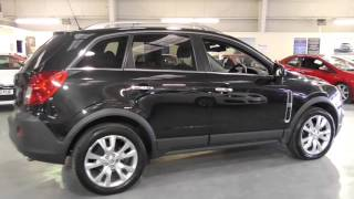 Vauxhall ANTARA 2.2 CDTi [184] SE Nav 5dr Auto U23659