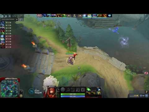 Not Today vs SG E-sports - Tiebreaker - Kiev Major - Toffee and Gorgon