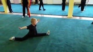 Георгий Кузьмин - акробатика