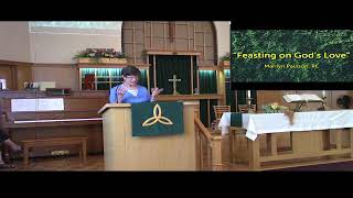 Sunday Service - August 8th, 2021