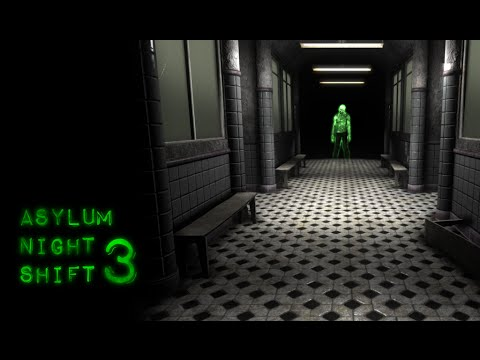 Asylum Night Shift 3 - Game Teaser