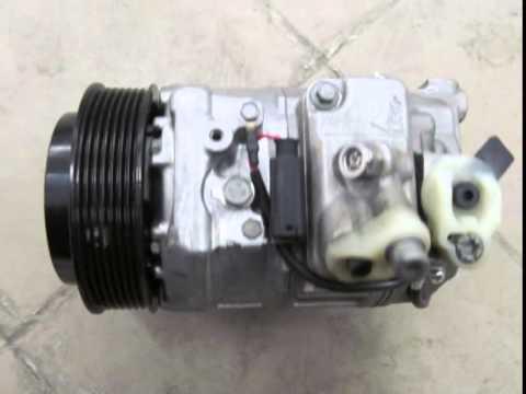 подшипник компрессора кондиционера мерседес ml350