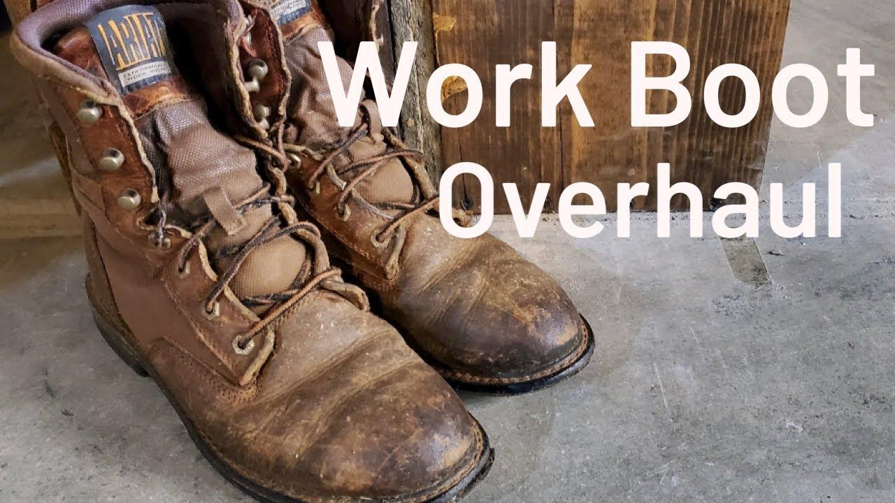 Ariat Boot Repair