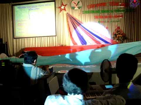 múa Người thầy của CDSP Vĩnh Long