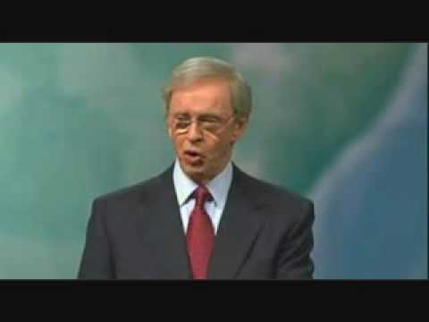 Dr Charles stanley. Are you ready to die?