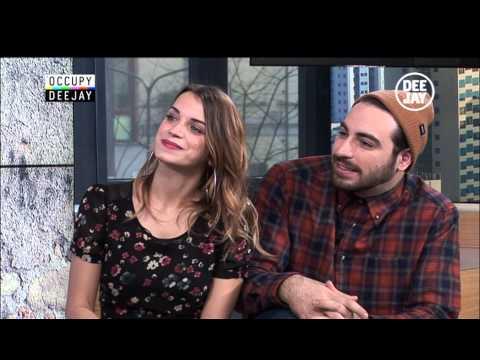 """Occupy Deejay con Max Pezzali, Alessandro """"Stermy"""" Avallone e il cast di CARM il musical"""