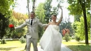 Свадьба в Полтаве Алексей и Яна 3.09.2011г.
