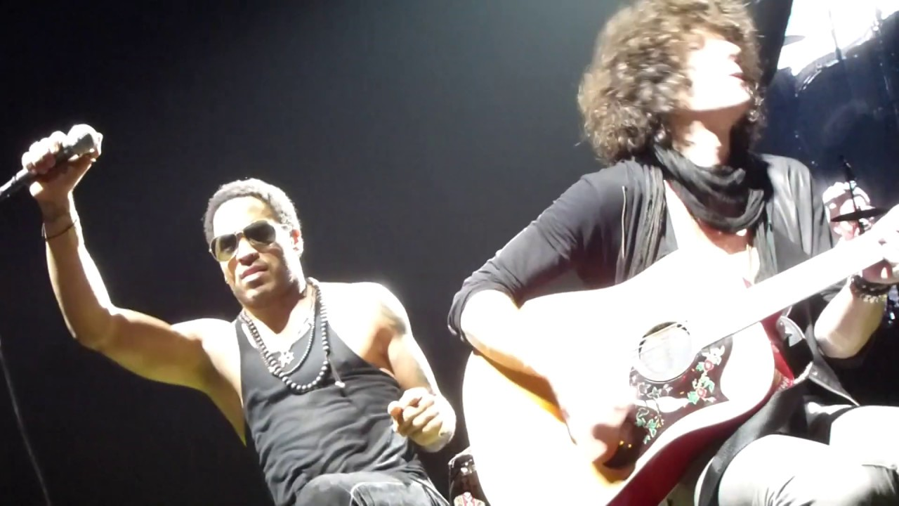 Lenny Kravitz - I Belong To You - Antwerp 30-Okt-2011