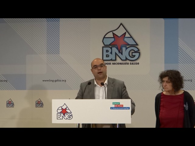 Rubén Cela dá conta do resultado do proceso de debate das teses nas comarcas