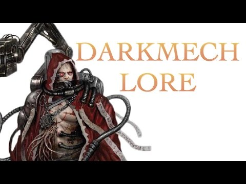 40 Facts and Lore on the Dark Mechanicus Warhammer 40k |