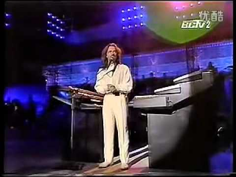 Yanni introduces his Symphony Orchestra 1997 Tribute Concert Beijing