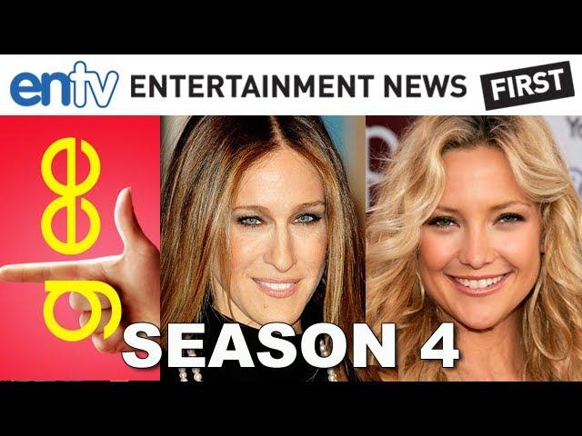 Glee Season 4 Celebrity Guests: Sarah Jessica Parker & Kate Hudson Appearing in 6 Episodes