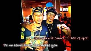 Rain Down - Kirko Bangz ft. August Alsina W/ Lyrics