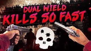 Dual Wield Kills so Fast... - WW2