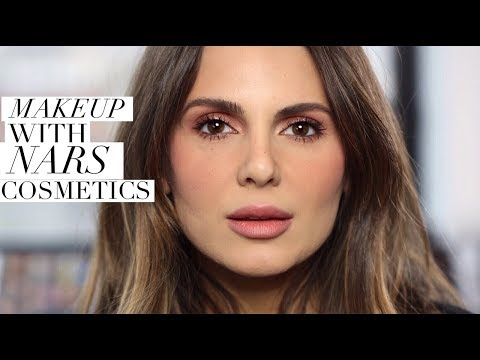 NATURAL MAKEUP WITH NARS COSMETICS | ALI ANDREEA