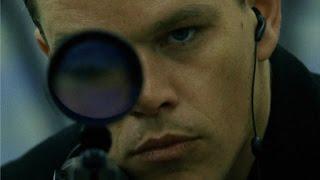 Идентификация Борна (2002)— русский трейлер