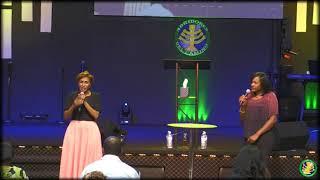 Congreso de mujeres (conferencia) Pastora Luz Benzant