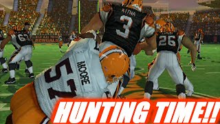 TIME TO OPEN IT UP - MADDEN 2006 BROWNS FRANCHISE VS BENGALS S2W10