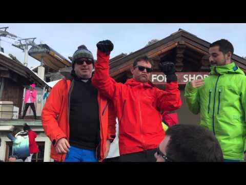 BIMA ski and snowboard trip 2016 | Courchevel