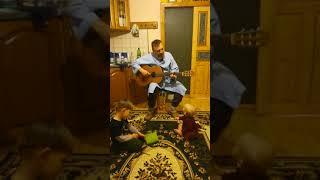 """Домашнее видео Николая Емелина. Песня """"Орден"""""""