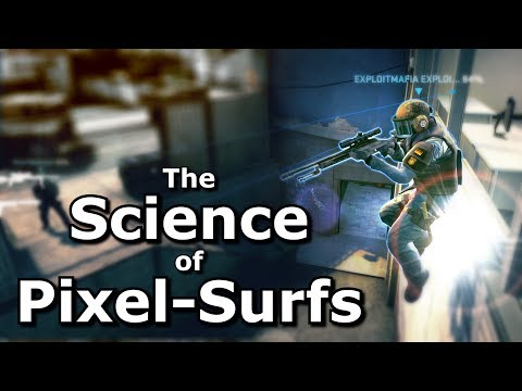 The Science Of Pixel-Surfing
