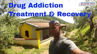 Alcohol/Drug Addiction, Treatment & Recovery | Caterina Vetro, MD And Mervin Reyes.