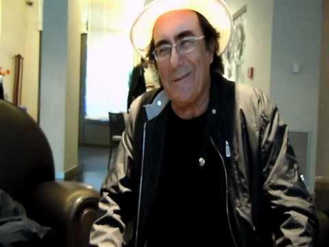 Piccola Intervista Albano Carrisi