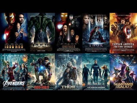Before Avengers EndGame, Learn The Right Order To Watch All MCU Movies