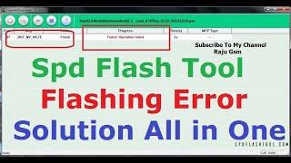 All Spd Flash Tools