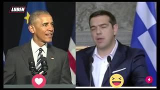Ποιος έχει καλύτερη ελληνική προφορά; | Luben TV