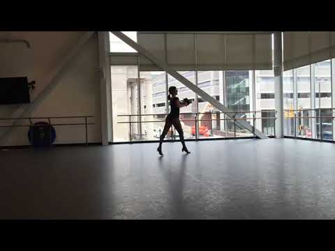Original Choreography from Bob Fosse's  Bye Bye Blackbird